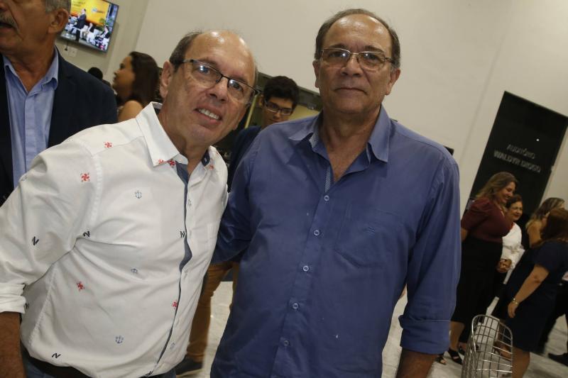 Andre Montenegro e Paulo Aragao