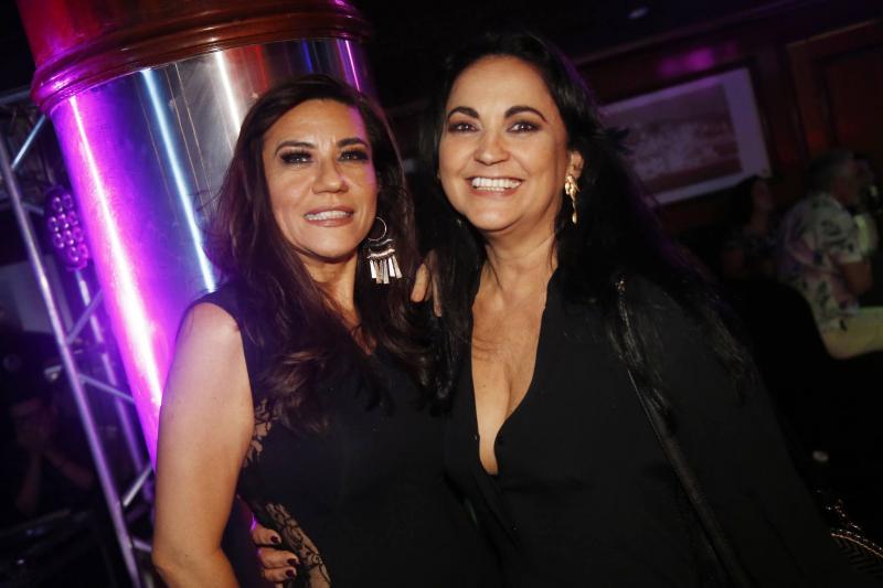 Selma Moraes e Lu Svenso