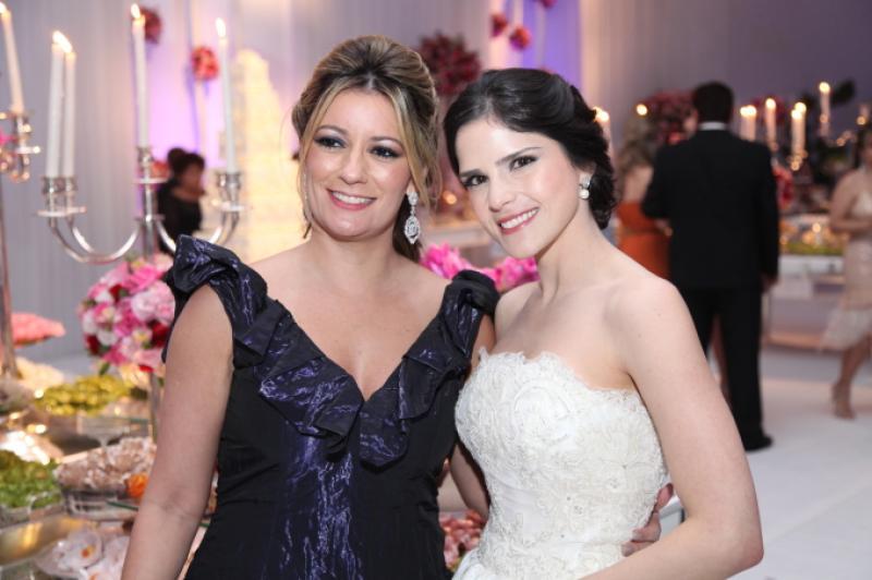 Tatiana Luna e Marilia Quintao