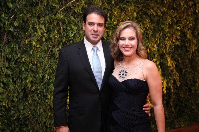 Fabio e Cibele Campos