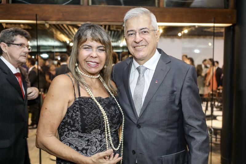 Selma Cabral e PC Noroes