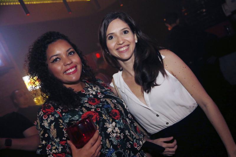 Luana Souza e Vanessa Frota
