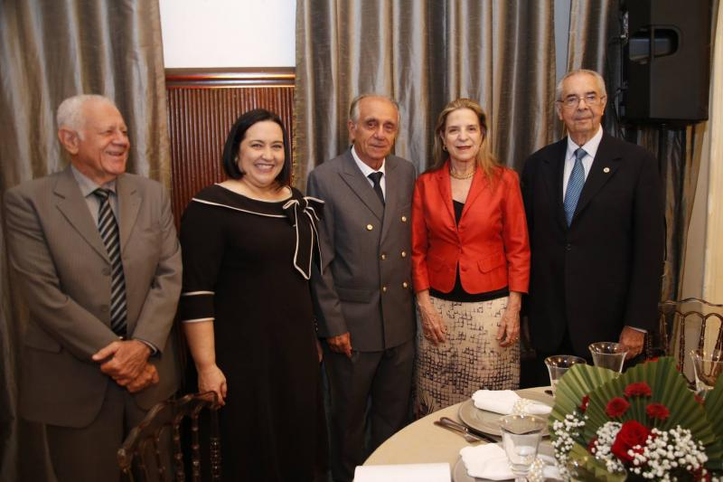 Flavio Saboia, Norma Zelia, Joao Guimaraes, Anya Ribeiro e Paulo Picanco