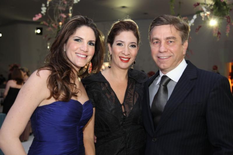 Crhistianne Meireles, Danielle e Eugenio Pontes