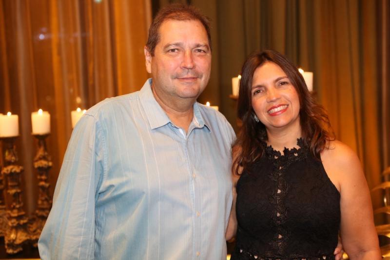 Carlos e Andrea Maporunga