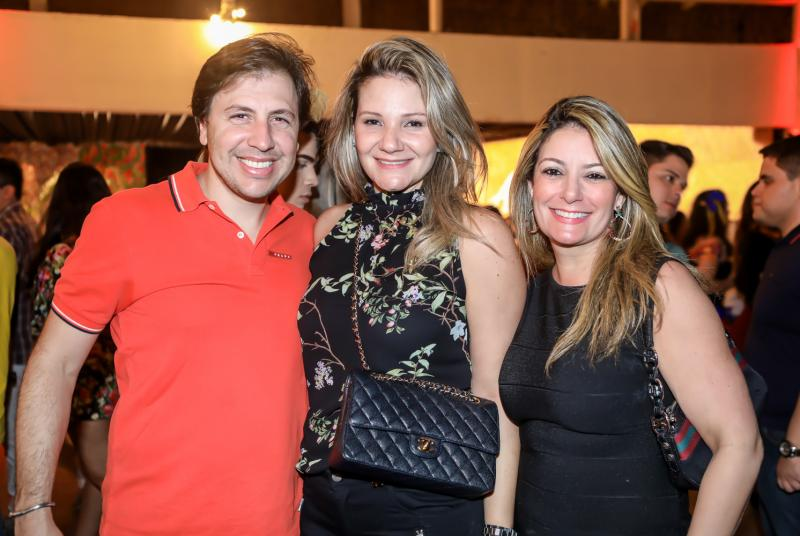 Danilo e Raquel Cavalcante, Tatiana Luna