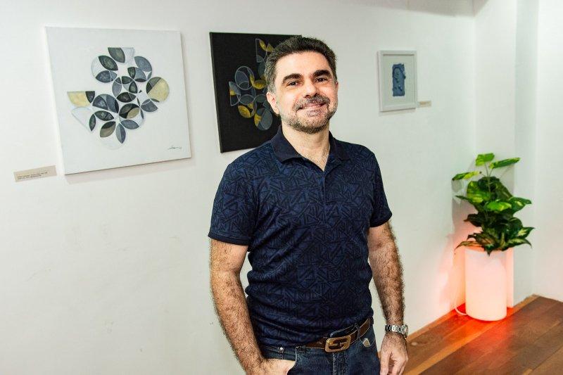 Circunspecto - Obras inéditas de Issac Furtado compõe a nova exposição do Centro Cultural Belchior