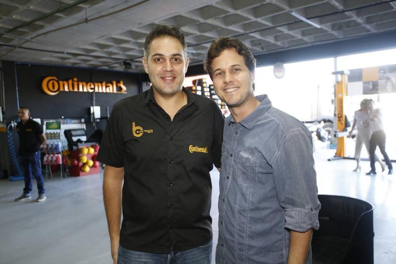 Bruno Bastos e Joao Guegel