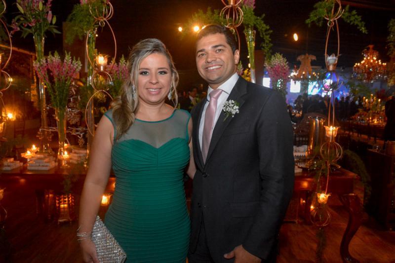 Camila Ximenes e Jaco Pimenta