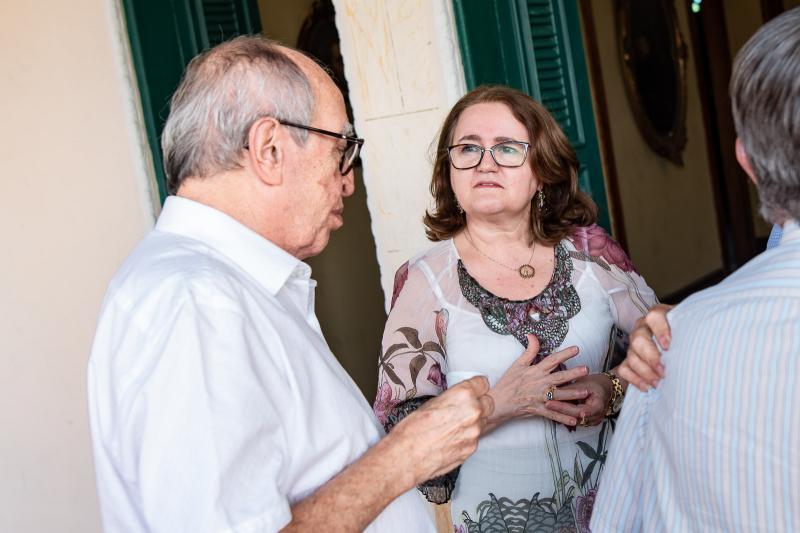 Lucio Alcantara e Teresa Chaves