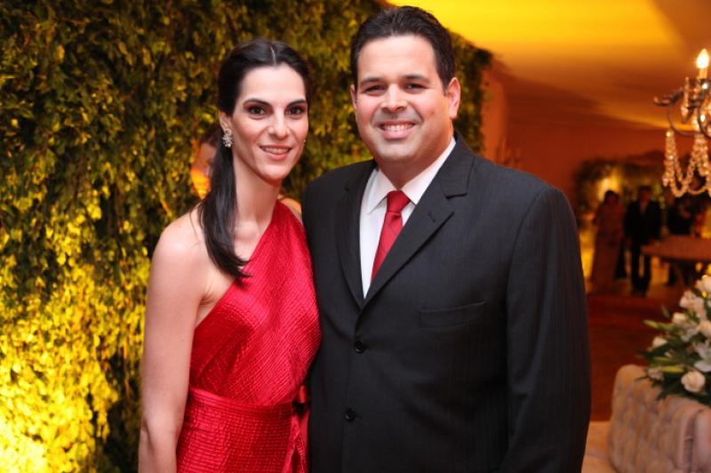 Mariana e Franck Borges