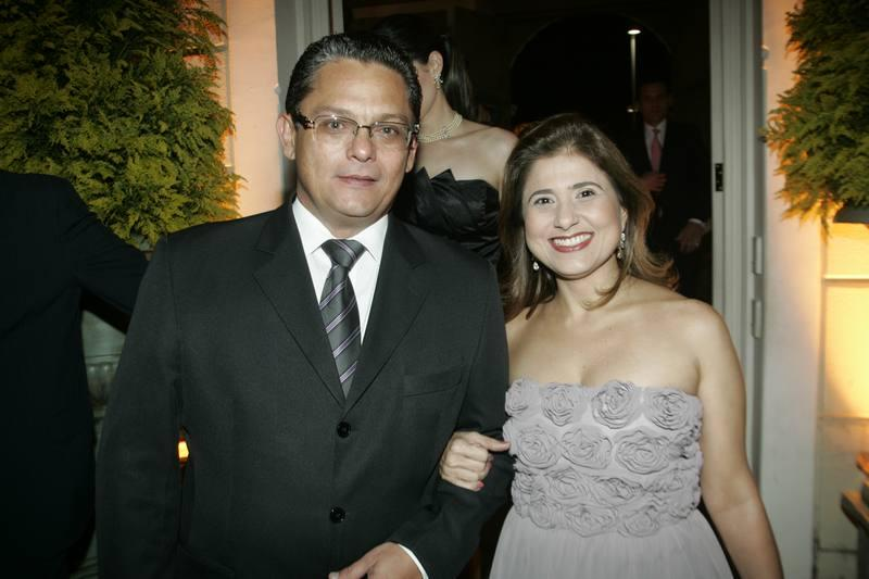 Fernando e Claudinha Machado