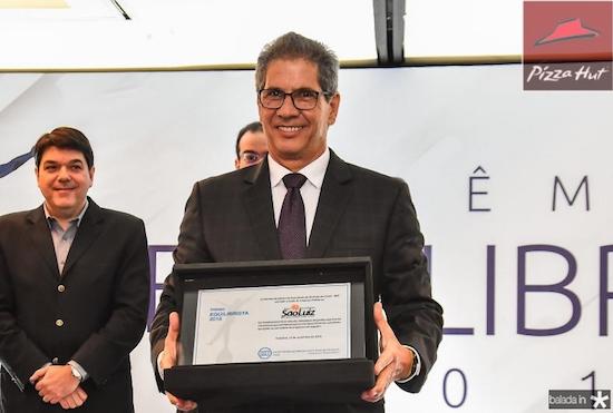 Severino Neto é um dos finalistas do Prêmio Equilibrista 2019