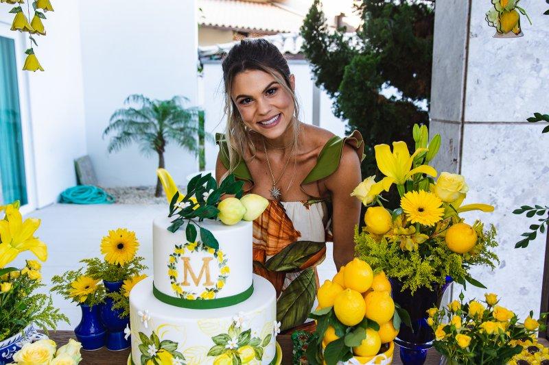 B-day Party - Mariana Pinto celebra a nova idade em clima de astral e muita alegria