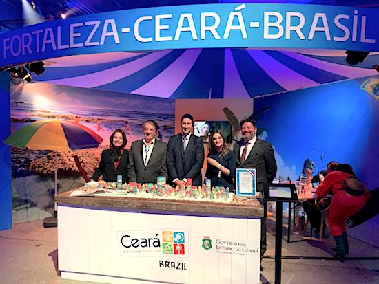 KLM completa 100 anos com a presença do Ceará em Amsterdã