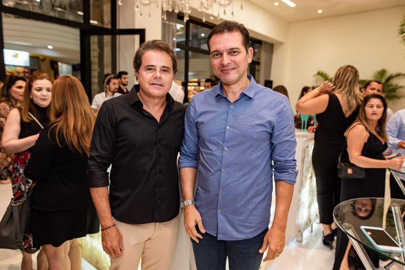 Ivan Bezerra e Claudio Moreira