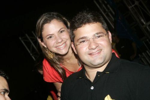 Vanessa e Mario Queiros