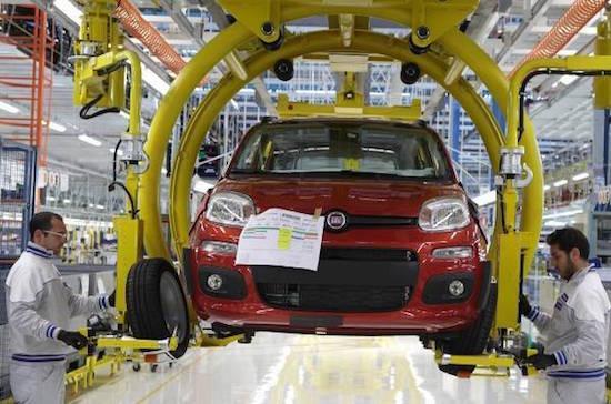 Produção e vendas de veículos crescem