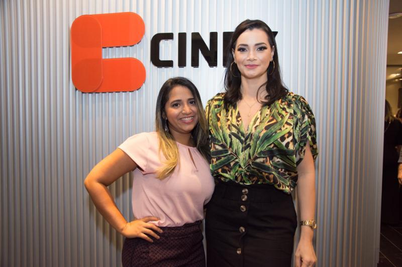 Tamires Lima e Kassia Renata