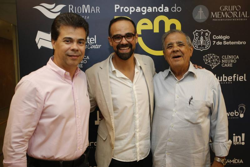 Duda, Tavinho e Maninho Brigido