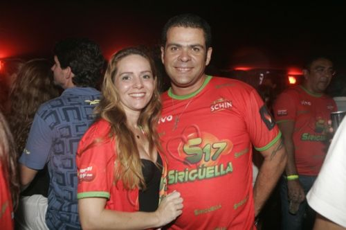 Cintia Lina e Miguel Saboia