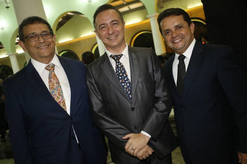 Ze Guedes, Francklin Dantas e Germano Albuquerque