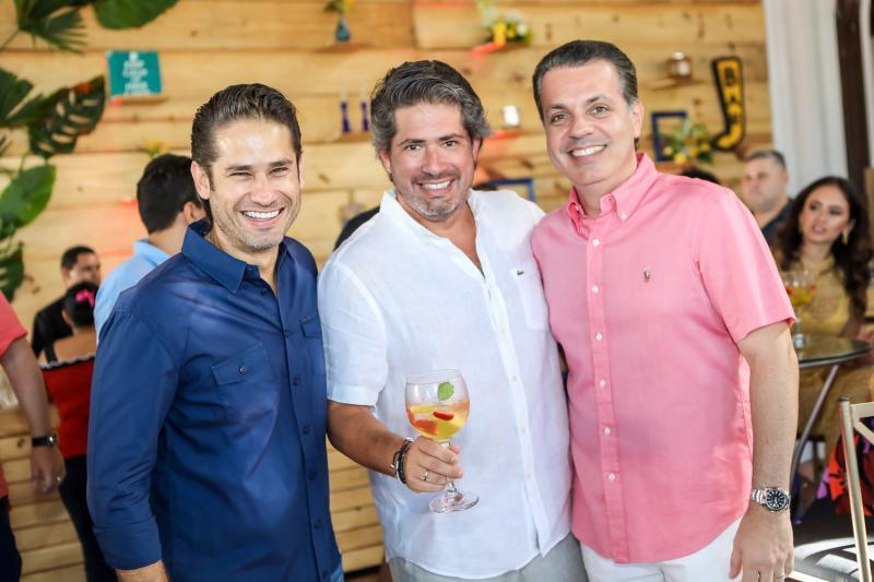 Davi e Fernando Rodrigues, Leo Dallolio