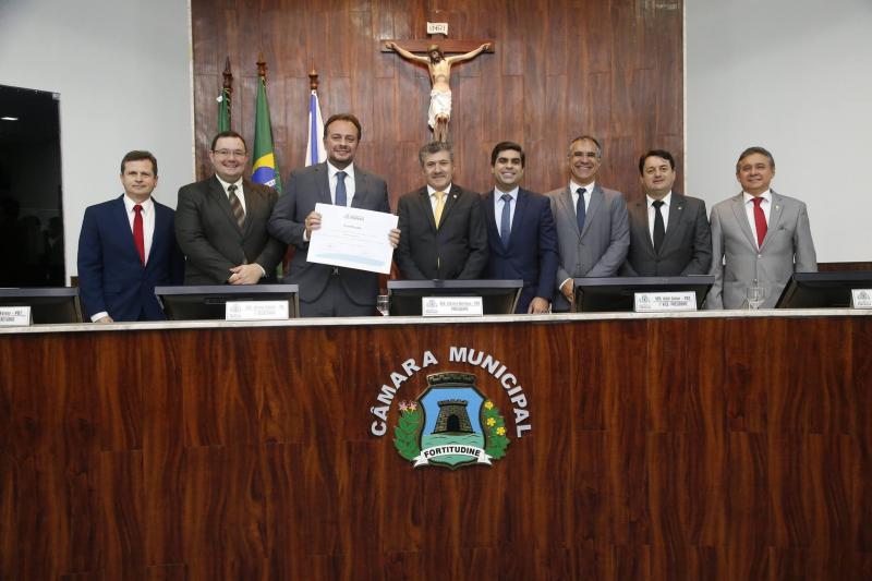 Marcos Andre, Mosiah Torgan, Adriano Nogueira, Antonio Henrique, Queiroz Filho, Eduardo Neves, Benigno Jr e Dr Porto