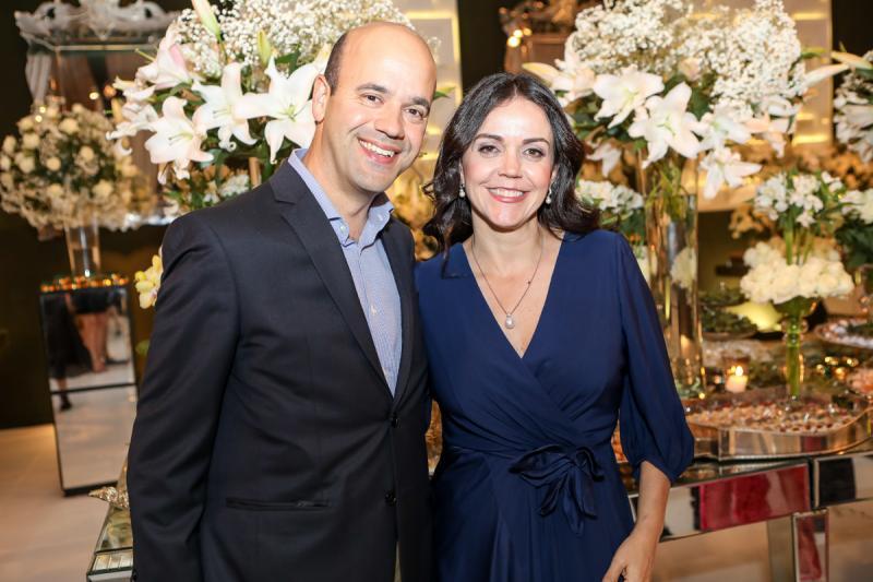 Henrique e Veridiana Soares
