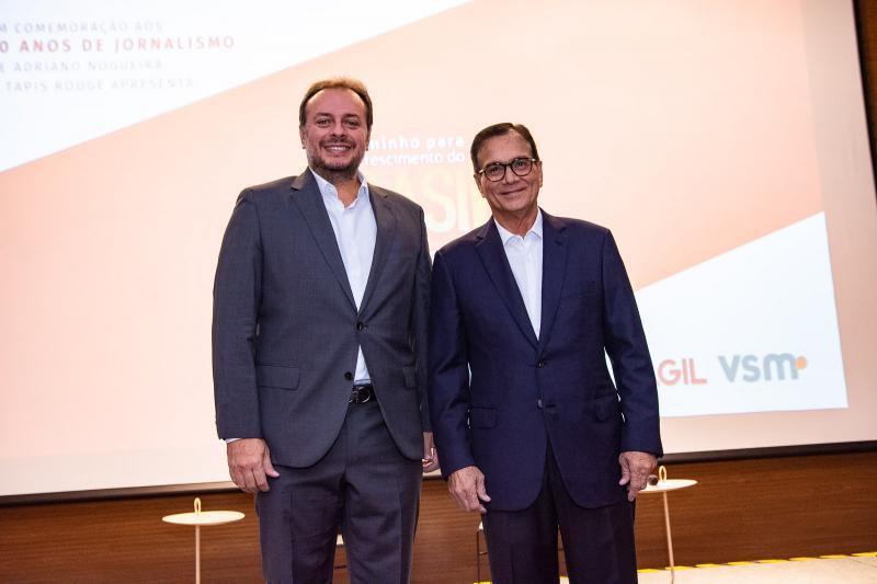 Adriano Nogueira e Beto Studart