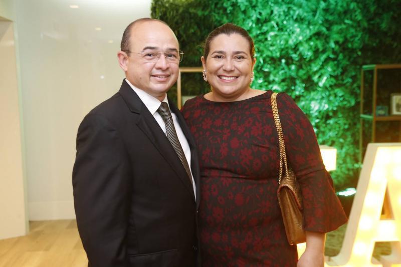 Sergio e Monica Aguiar