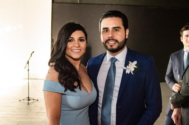 Larissa Coelho e Rodrigo Nobrega