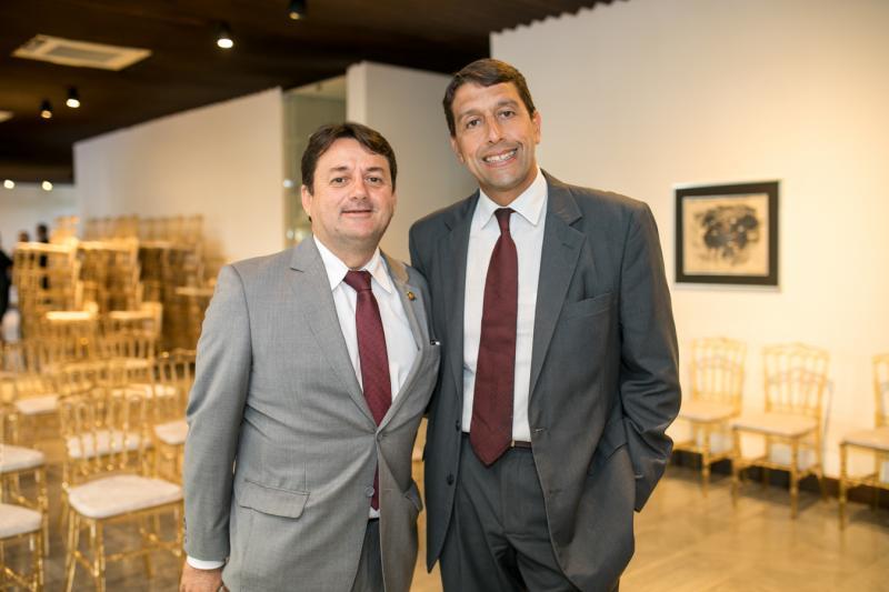 Benigno Junior e Goni Arruda