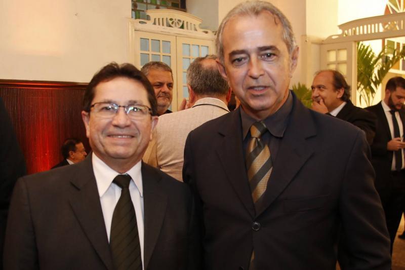 Alcir Porto e Erildo Pontes