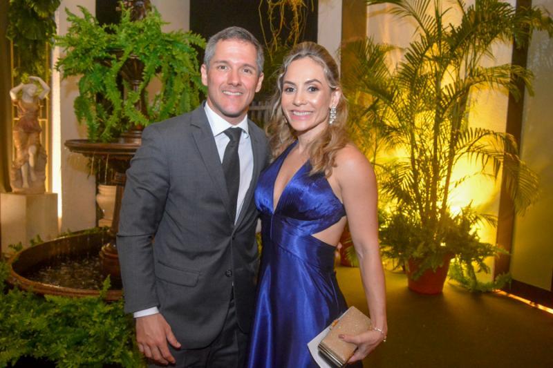 Paaco Nousiainen e Julia Lopes