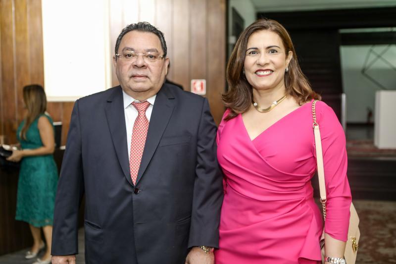 Gera e Marcia Teixeira