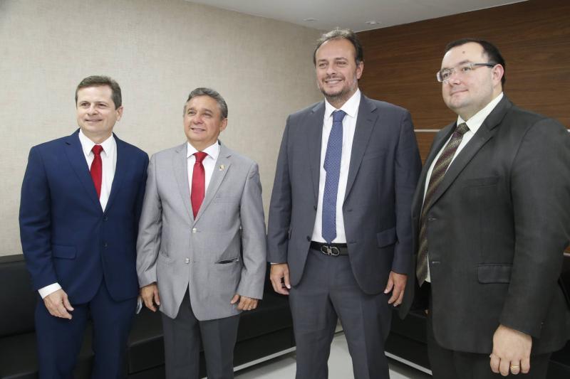 Marcos Andre Borges, Dr Porto, Adriano Nogueira e Mosiah Torgan 2
