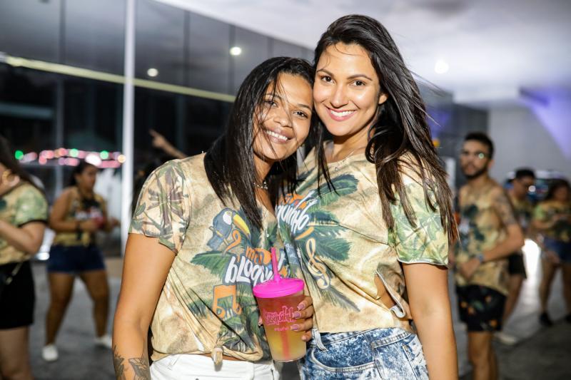 Ana Ramos e Jordana Jardel
