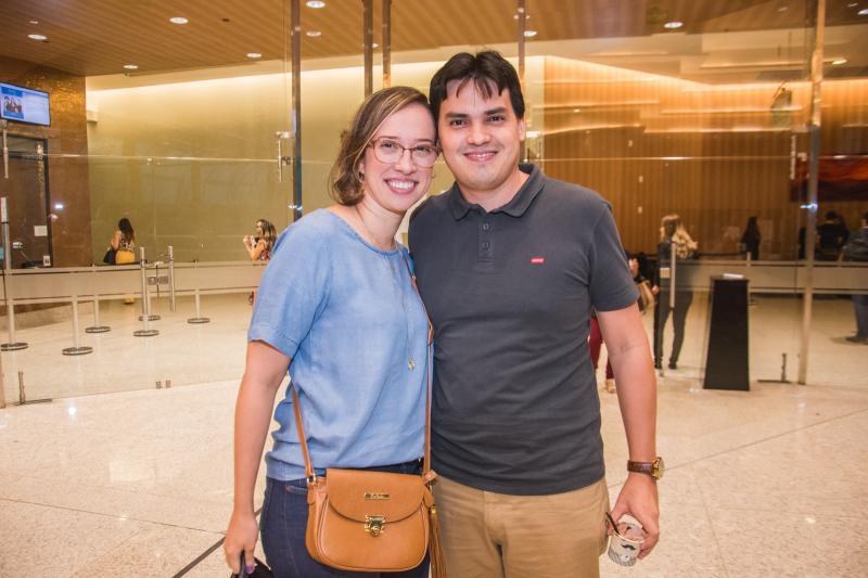 Mayra e Felipe Laborda