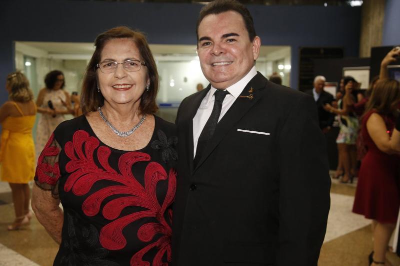 Tania Oliveira e Walker Santiago
