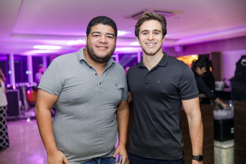Anderson Queiroz e Gustavo Dourado