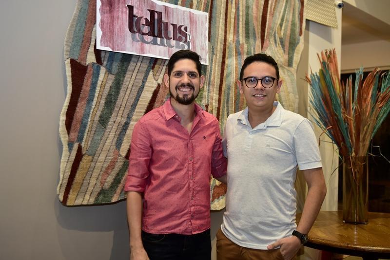 Carlos Fabricio e Bruno Rebouças