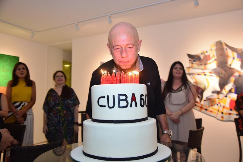 Mostra Fotografica Cuba 60 por Demetrio Jereissati
