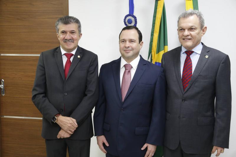 Antonio Henrique, Igor Barroso e Jose Sarto 1