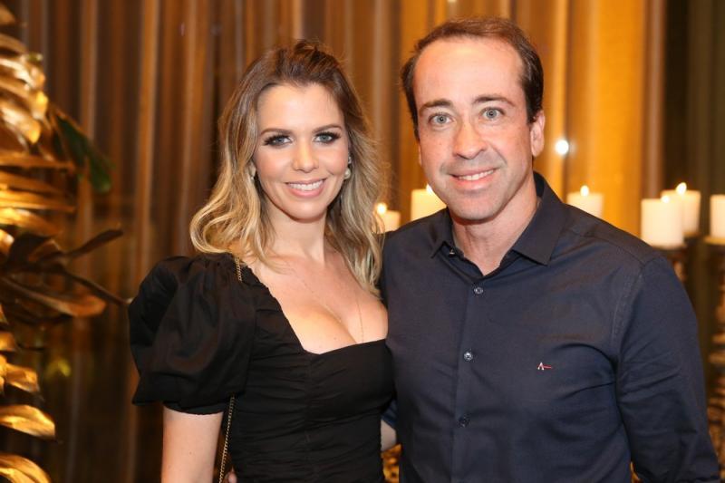 Marilia e Fred Carvalho