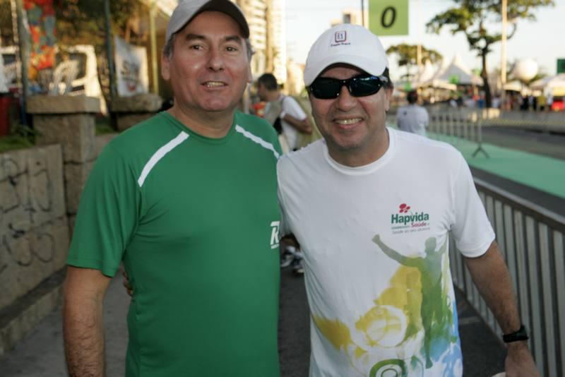 Adriano Brasil e Waener Rolim