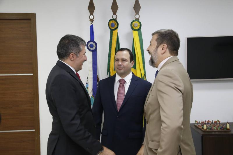 Antonio Henrique, Igor Barroso e Elcio Batista 2