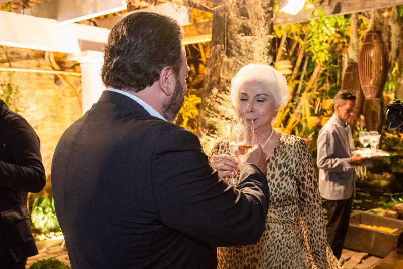 Mario Sergio Garcia e Alodia Guimaraes