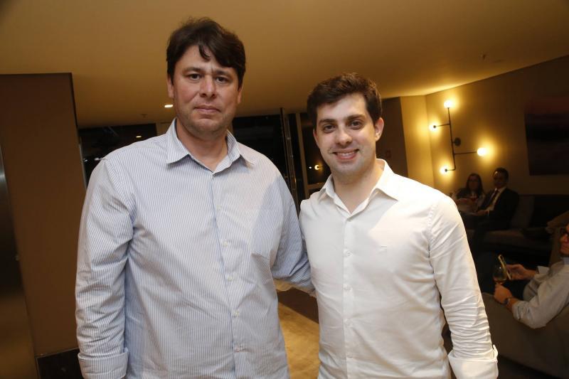 Ricardo Ary e Guilherme Macedo