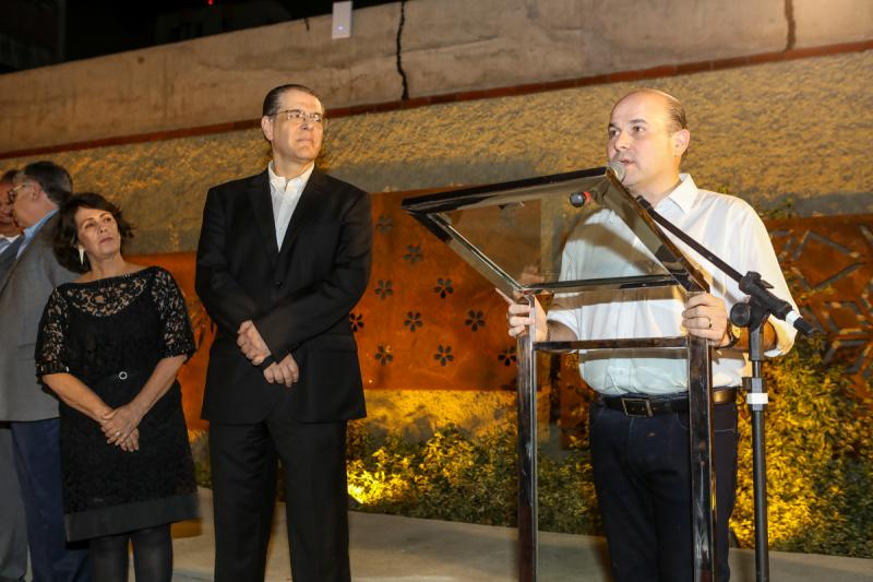 Nalma Figueiredo, Walter Farias e Roberto Claudio
